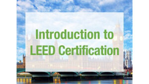 Training Course: Introduction to LEED certification