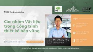 VGBC webinar: Materials in Green building