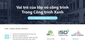 VGBC webinar: The role of building envelope in green building
